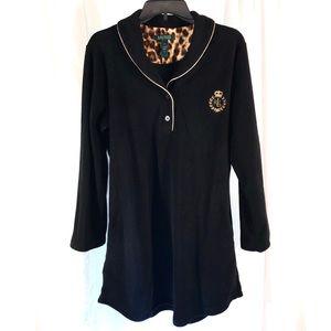 Lauren Ralph Lauren Comfy Sleep Shirt, size L